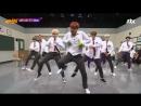 [SHOW] 170923 BTS танцуют DNA @ Отрывок из шоу Knowing Brothers