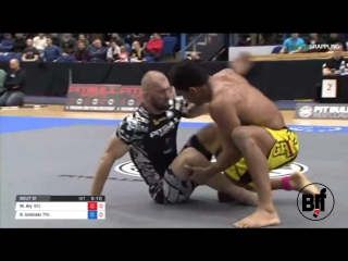 Mahamed Aly vs Kamil Uminski #ADCC2017