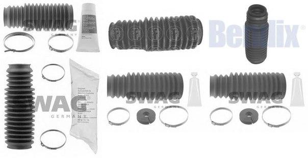 Пыльник, рулевое управление для BMW Z3 купе (E36)