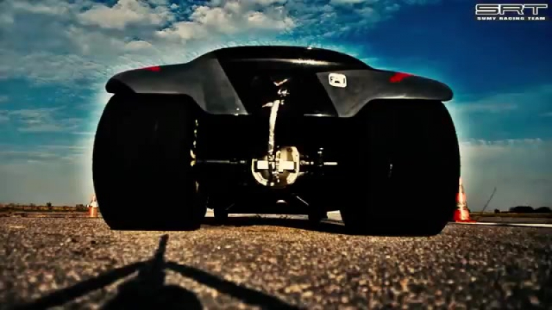 ZAZ-GTR 1100hp by Solova (Official Video)