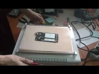 сепаратор дисплейных модулей