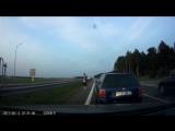 Случай на скоростной трассе