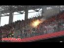 Перфоманс фанатов Спартака на дерби цска - Спартак 12. 30.04.17