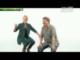 Вадим Байков и Светлана Лазарева на канале Musicbox TV.