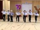 Детский сад №1Соловушка, г.Павловский Посад. Танец Яблочко