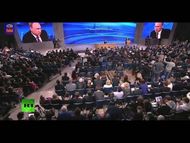 Путин закипел после этого вопроса
