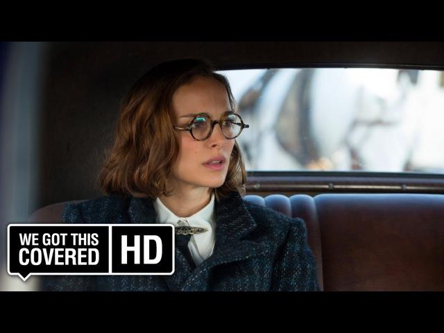 PLANETARIUM Official Trailer 1 HD Natalie Portman Lily Rose Depp Emmanuel Salinger
