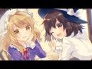 【東方ボーカル】 「友達の境界」 【Liz Triangle】