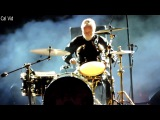 Queen + Adam Lambert Live Roger Taylor Drum Solo  It's Late on 2017 US Tour