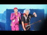 Queen + Adam Lambert Live Killer QueenTwo FuxDon't Stop Me NowBicycle RaceGet Down Make Love