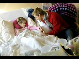Aaron Carter singing to Abigail - YouTube
