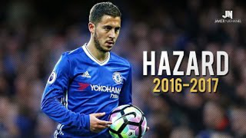 Eden Hazard - Sublime Dribbling Skills Goals 20162017
