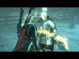 Nioh - Yuki-onna &amp Oda Nobunaga Double Boss Fight