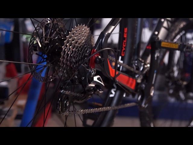 Обзор велосипеда Welt Rubicon
