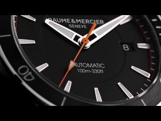 Clifton Club watches by Baume & Mercier