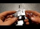 Tiny homemade .22 pistol