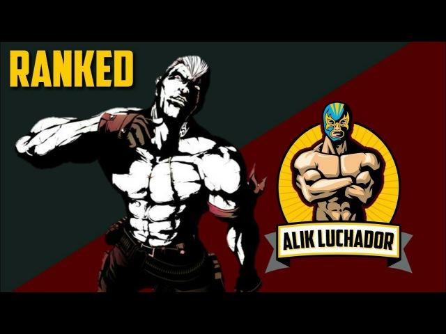 Deathmatch w/ UMK3Player Tekken 7
