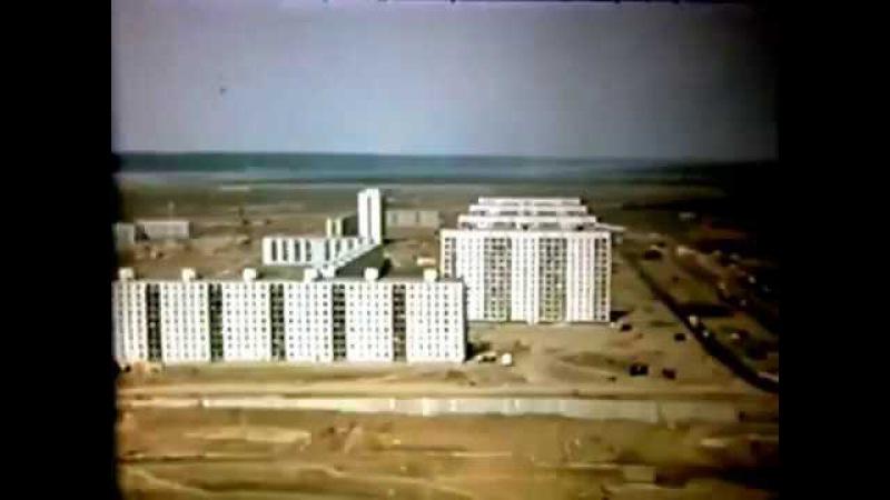 ТВ-архивы начального этапа строительства «КАМАЗа» и Набережных Челнов
