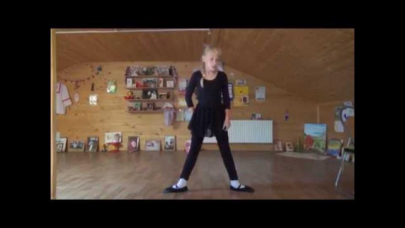 Урок № 6. Танцевальный класс. Гимнастические упражнения.
