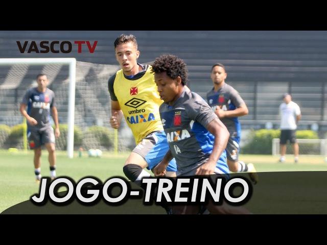 Melhores momentos do jogo-treino entre Vasco e Vasco sub-17