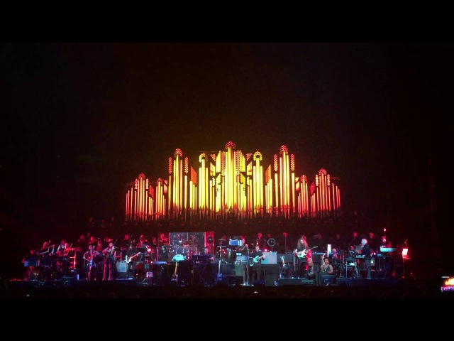Hans Zimmer Live in Sofia 16-05-2016 'No Time For Caution' from Interstellar