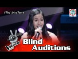 The Voice Teens Philippines Blind Audition Mica Becerro - Queen Of The Night (Magic  Flute)