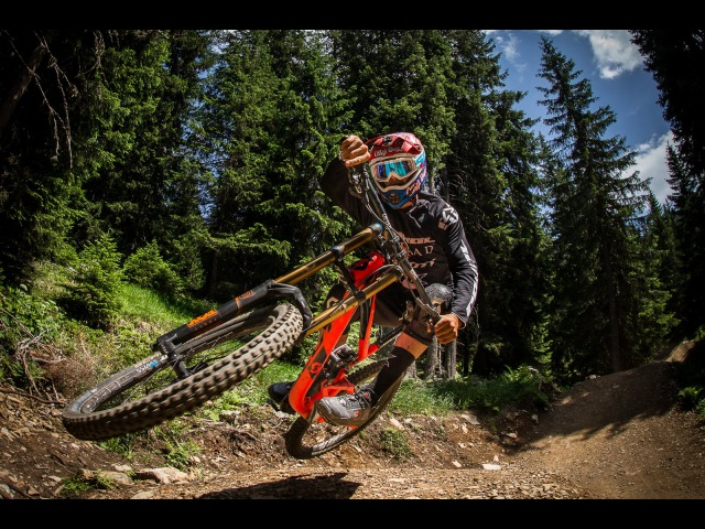 Downhill Freeride Tribute 2015 Vol.3