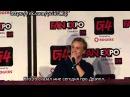 Tom Felton Q A Fan Expo Canada [RUS SUB]