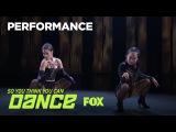Koine &amp Taylor's Jazz Performance  Season 14 Ep. 14  SO YOU THINK YOU CAN DANCE