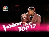 The Voice 2017 Chris Blue - Top 12