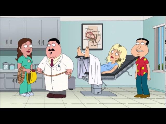Family Guy Вагинальный осмотр S11E11