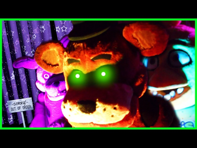 FNAF In REAL LIFE! - FNAF FRIGHT DOME EXCLUSIVE WALK-THROUGH INTERVIEW! - Five Nights at Freddy's
