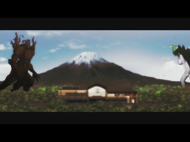 Battle (AMV, Monster Musume no Iru Nichijou, Повседневная жизнь с девушками монстрами)