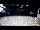 Duologue Departures Choreography by Anya Yedynak Dance Studio