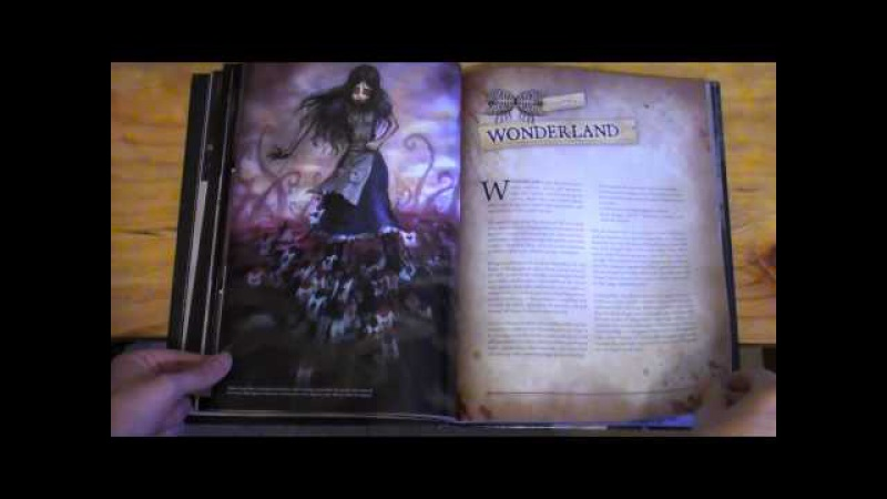 ArtBook: The Art of Alice Madness Returns
