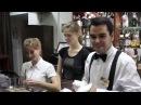 Один вечер из жизни официанта в ресторане Венеция