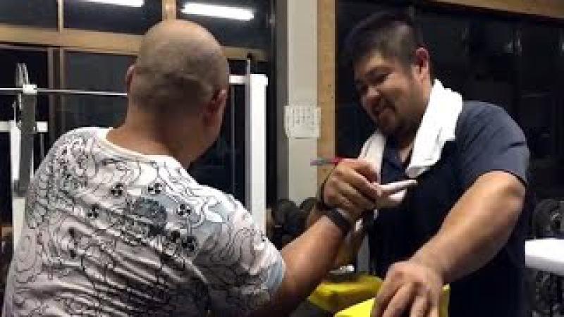 [2016-08-12] 금요 팔씨름TV (스페셜BJ: 윤진석) ┃ 팔씨름 Armwrestling 腕相撲 扳手腕 армрестлинг