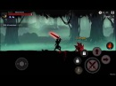 Shadow of Death : Dark Knight - Stickman Fighting android game first look gameplay español