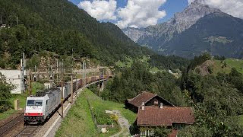 Veränderungen am Gotthard