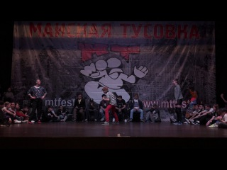 Ekaterina vs Monita vs Gleb | locking beginers | 1:4 | MAYSKAYA TUSOVKA | SPB | 07 05 17
