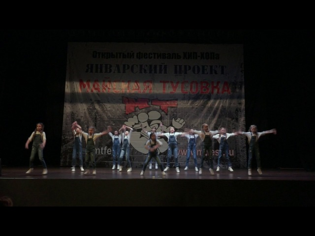 Burunduky | juniors beginners | SHOW CASE | MAYSKAYA TUSOVKA | SPB | 07 05 17