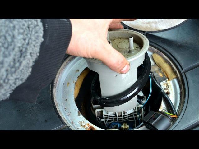 Чистка бака и сетки бензонасоса Volkswagen Passat B5/Фольксваген Пассат Б5 /Ауди/Шкода