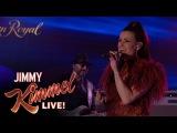 Idina Menzel - Everybody Knows (Jimmy Kimmel Live)