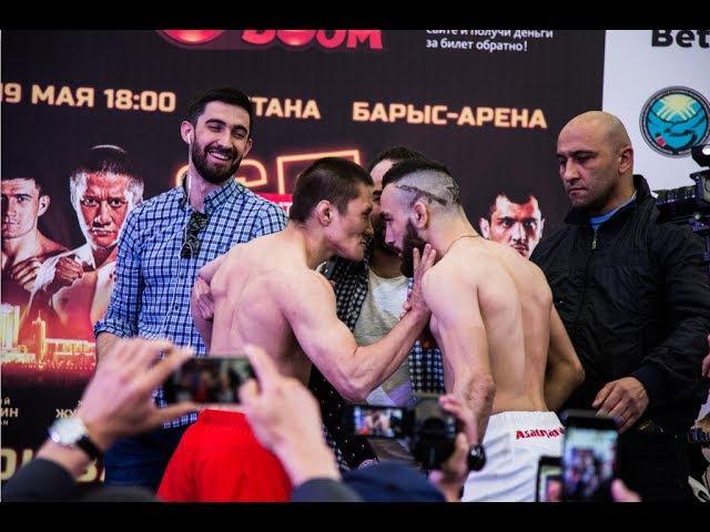 Жалгас Жумагулов vs Вартан Асатрян mma knockouts TopMMA