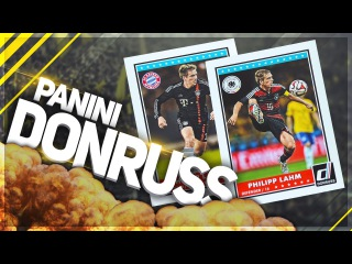 BOX OPENING 4/6 ✪ PANINI Donruss Soccer 2015