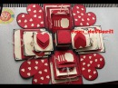 Sevgililer Günü için Patlayan Kutu -Explosion Box - Birthday Gift - Suprise Box