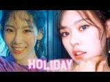 소녀시대 홀리데이 태연 감귤 메이크업(Girls generation Tae Yeon inspired makeup)