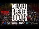 Never-Opened-Doors - Потом и кровью. LIVE VIDEO. 12/02/2016
