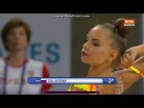 Дина Аверина булавы финал - Всемирные Игры Вроцлав 2017