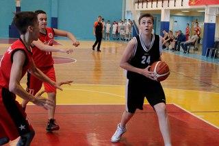 Баскетбольный турнир в канун Дня Победы в п.г.т Рощинский 2017